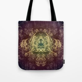 Psychedelic Art 2 Tote Bag