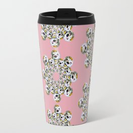 POODLE MASK Travel Mug