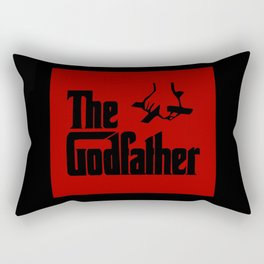 The Godfather Rectangular Pillow