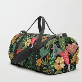 Botanical Frame Duffle Bag