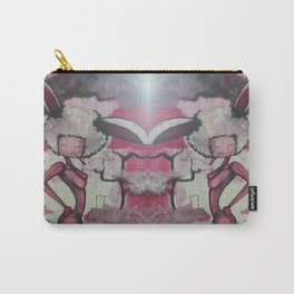 Pink Puff Power Carry-All Pouch