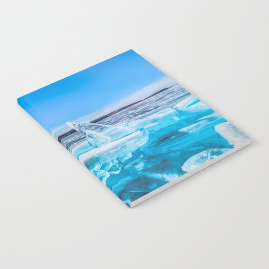 Treasure of Baikal Notebook