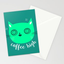 High Kitty Stationery Cards