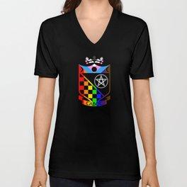 Cabot LGBTQIA+ Pride Unisex V-Neck