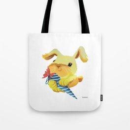 Schultüte Bunny Bunny enrollment school gift Tote Bag