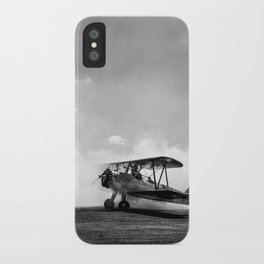 Consumed by smoke iPhone Case