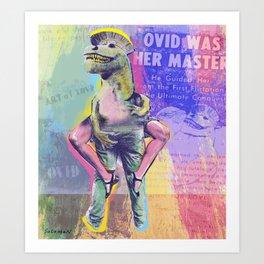 OVID Art Print