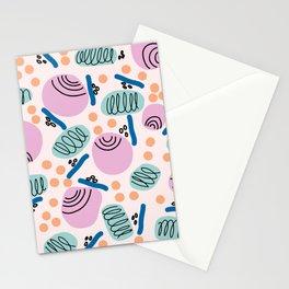 CAIU NA RODA Stationery Cards