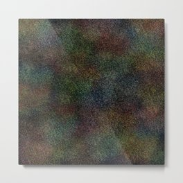 Abstract XX Metal Print