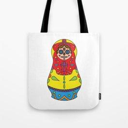 Sugar Matrioshkas #1 Tote Bag
