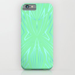 Pinstripe Pattern Creation 25 iPhone Case