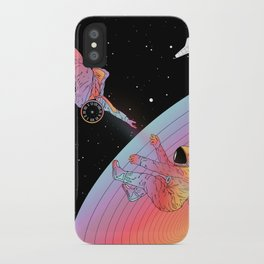 Coexistentiality 3 (An Anomaly to Another Reality) iPhone Case