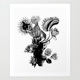 inbreed Art Print