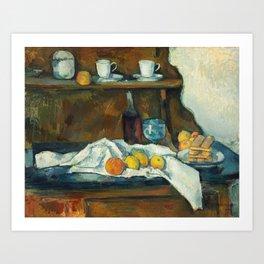 The Buffet Art Print