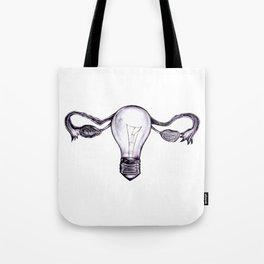 Heliotropic Tote Bag