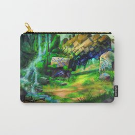 Ancient Passage Carry-All Pouch