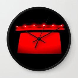 Interpol - Turn On The Bright Lights Wall Clock