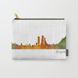 Bogota City Skyline Hq V1 Carry-All Pouch