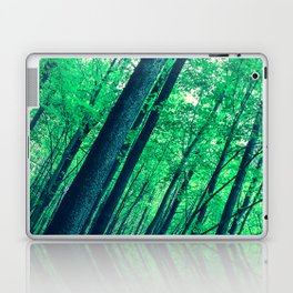 Spring Vertigo Laptop & iPad Skin