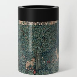 William Morris Greenery Tapestry Can Cooler