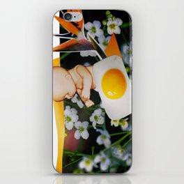 Baby Yog iPhone Skin