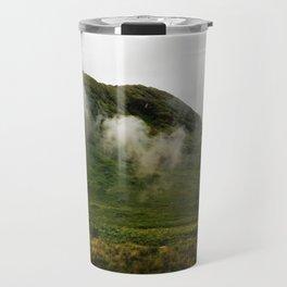 Green Land Travel Mug