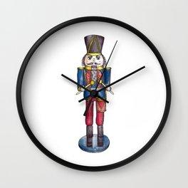 The Nutcracker Prince 3 Wall Clock