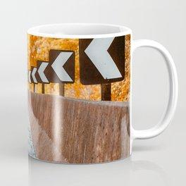 Highway Curve Coffee Mug