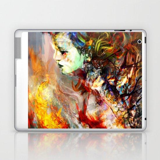 fading away Laptop & iPad Skin