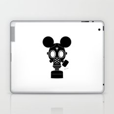 Post World Zuno : Gas Mask 01 Laptop & iPad Skin