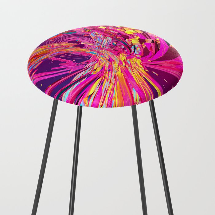 I M Over You Counter Stool By Nikkins Society6