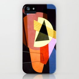 Paul Kelpe Untitled iPhone Case
