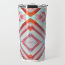 Mississippi Pattern Travel Mug