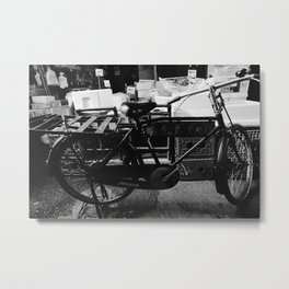Tsukiji VI Metal Print