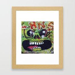 MONSTRE Framed Art Print