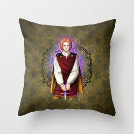 Squire Alan Throw Pillow