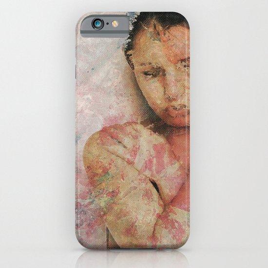 My heart draws a dream iPhone & iPod Case