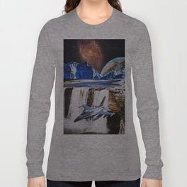 Starfighter Long Sleeve T-shirt