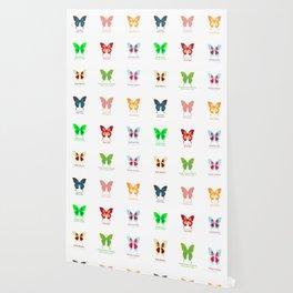 Butterflies 9 Wallpaper