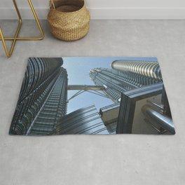 Concourse Level Petronas Twin Tower Wilayah Persekutuan Kuala Lumpur Malaysia Ultra HD Rug