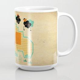 Elephant Playground Coffee Mug