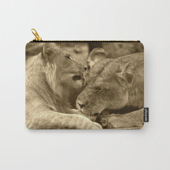 Mother and son II Carry-All Pouch