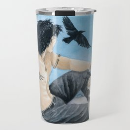 The Prince of Feathers Travel Mug