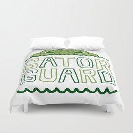 Gator Guard Duvet Cover