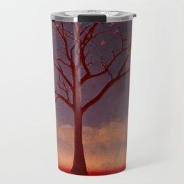 Geo Tree Travel Mug