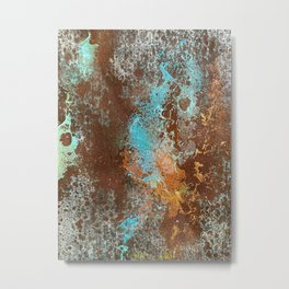 eight Metal Print
