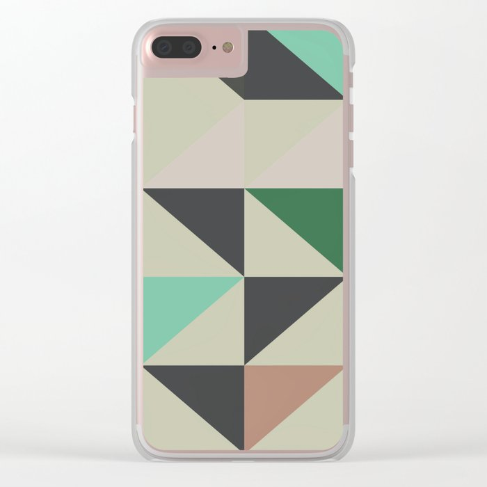 The Nordic Way V Clear iPhone Case
