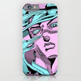 Jotaro Kujo iPhone Case