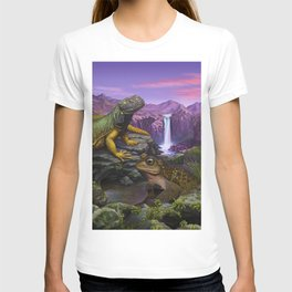 Cold blooded T-shirt