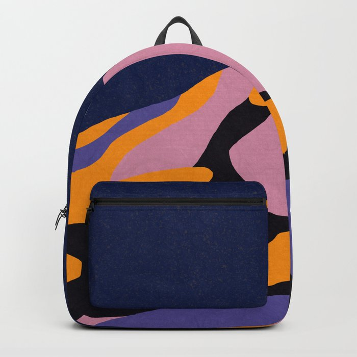 Over The Sunset Mountains II Backpack